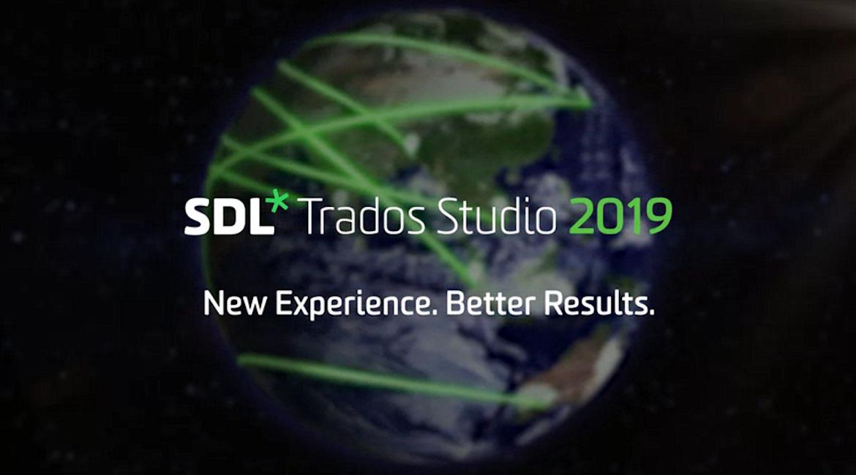 SDL Trados 2019